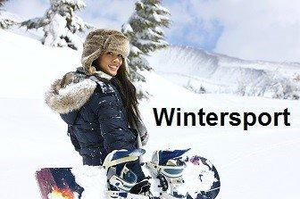 Wintersportvakantie met korting