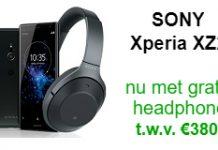 sony-xperia-xz2-aanbieding