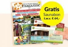 max-magazine-aanbieding