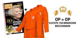 troskompas-oranje-badjassen