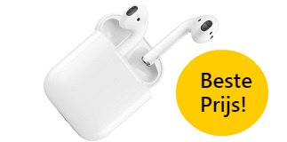 apple airpods aanbieding. Black Bedroom Furniture Sets. Home Design Ideas