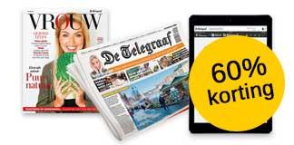 de-telegraaf-zaterdagabonnement-aanbieding-3jaar