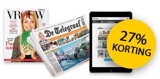 telegraaf-zaterdag-aanbieding-1jaar