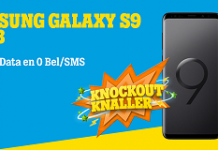 Samsung-galaxy-s9-aanbieding