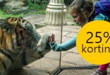 dierenpark-amersfoort-aanbieding