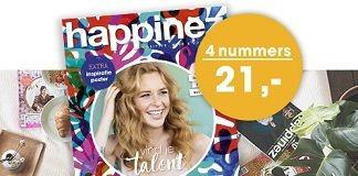 happinez-proefnummer