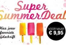 super-summer-deal-aanbieding
