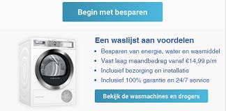 Bosch-wasmachine-aanbieding