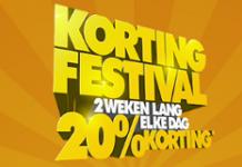 korting-festival-expert-aanbieding