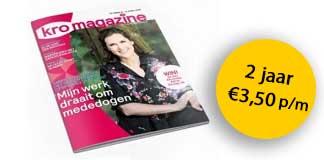 kro-magazine-2jaar-aanbieding