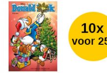 donald-duck-weeknummer-aanbieding
