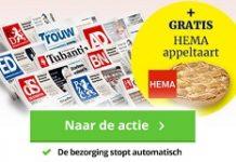 hema-appeltaart-krant-aanbieding