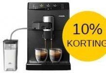 philips-koffiemachine-aanbieding