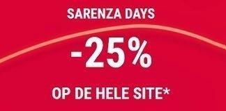 sarenza-days-aanbieding