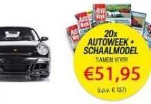 autoweek-aanbieding-schaalmodel-nieuw