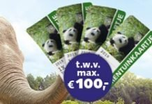 bankgiroloterij-dierentuin-aanbieding