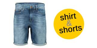 shirt-short-aanbieding
