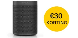 sonos-one-speaker-aanbieding