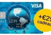 visa-world-card-aanbieding