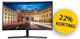 curved-monitor-aanbieding