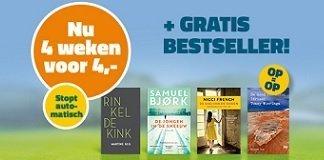 bestseller-persgroep-aanbieding