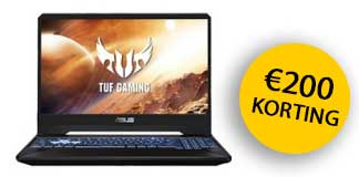asus-game-laptop-aanbieding
