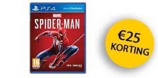 spiderman-aanbieding