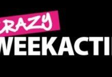 crazy-weekactie