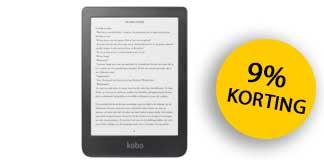 kobo-clara-hd-aanbieding-mediamarkt
