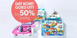 Tot 50% korting op speelgoed van Wehkamp Aanbieding.nl